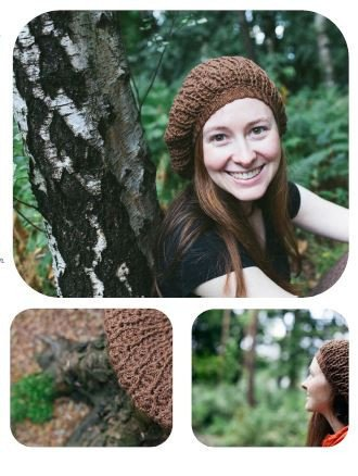 Gnarled Bark Hat by Joanne Scrace - Digital Version