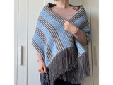 Lenny Wrap Crochet Kit and Pattern