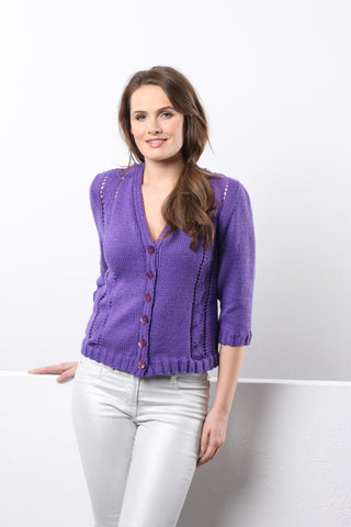 Cardigan in Stylecraft Malabar (9140)