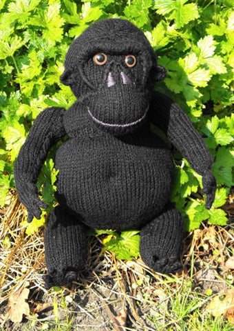 Malcolm Monkey by MadMonkeyKnits (6) - Digital Version