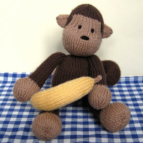 Norwood Monkey in DK by Amanda Berry - Digital Version