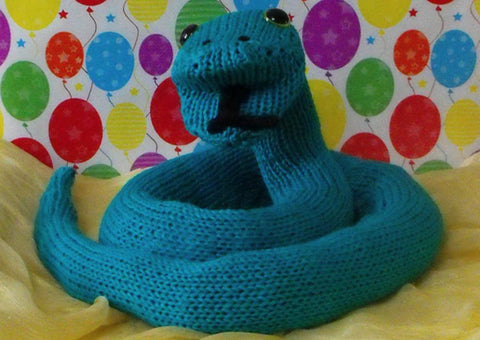 Nursery Sidney Snake by MadMonkeyKnits (9) - Digital Version