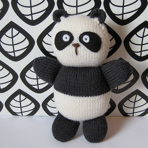 Oreo Panda in DK by Amanda Berry - Digital Version