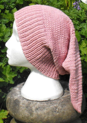 Pixie DK Slouch Knitting Pattern by MadMonkeyKnits (58) - Digital Version