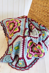 Rose of Avalon Blanket in Deramores Studio DK - Digital Version