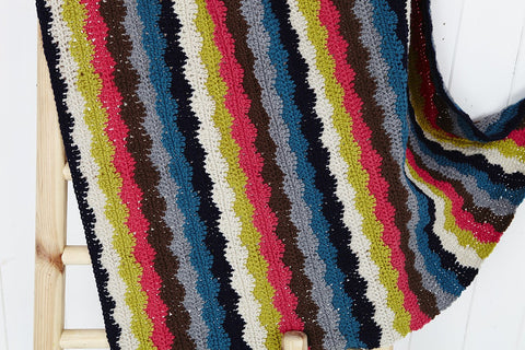 Stylecraft Humbug Throw Colour Pack