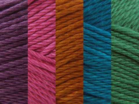 Sirdar Cotton DK Colour Pack - Brights