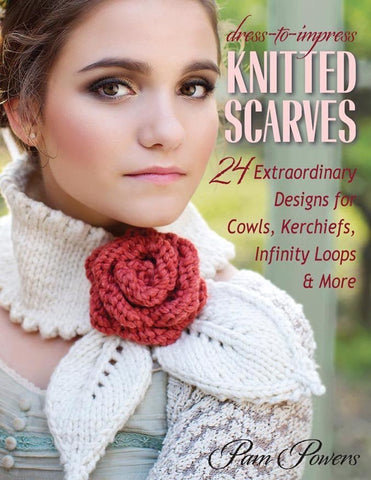 Dress-to-Impress Knitted Scarves