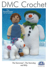 DMC Crochet The Snowman, The Snow Dog & Billy (15033L/2)