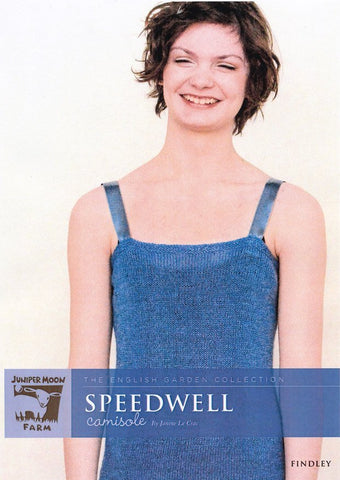 Speedwell Camisole in Juniper Moon Farm Findley (J501)