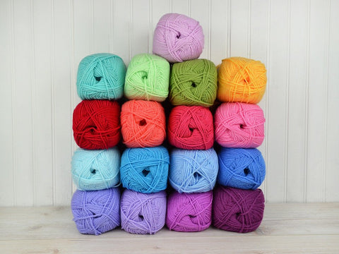 Stylecraft Special DK Colour Pack (with a choice of Free Pattern)