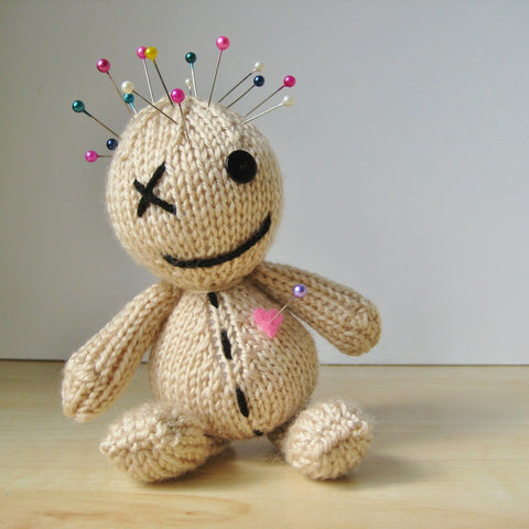 Voodoo Doll in DK by Amanda Berry - Digital Version