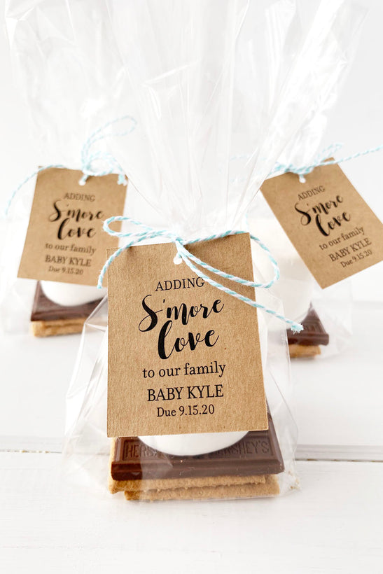 Baby Shower Tags
