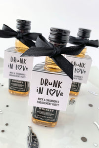 Drunk In Love Engagement Party Favors - Invited Too