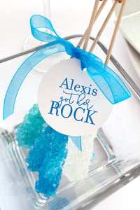 She Got Her Rock Favors Bridal Shower Rock Candy - Invited Too