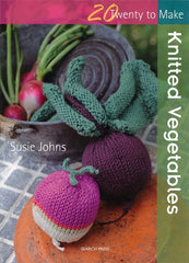 20 To Make - Knitted Vegetables
