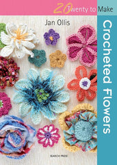 20 To Make Crocheted Flowers