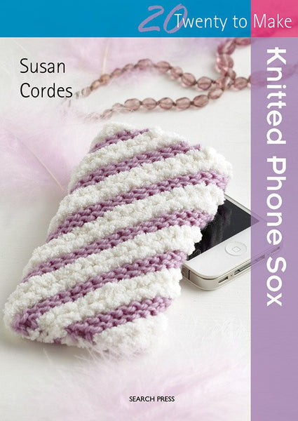 20 To Make - Knitted Phone Sox