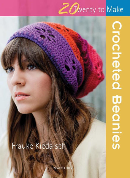 20 To Make Crocheted Beanies
