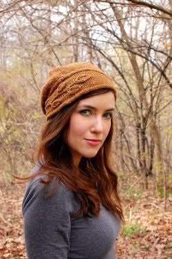 Sprig Cloche by Never Not Knitting