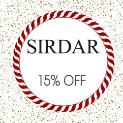 15% OFF Sirdar - Today Only