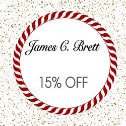 15% OFF James C. Brett