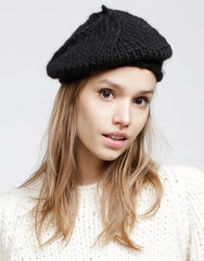 Bonnie Beret by Wool and the Gang