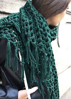 Barima Scarf by We Are Knitters