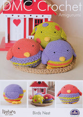 DMC Crochet Amigurumi Birds Nest (15097L/2)