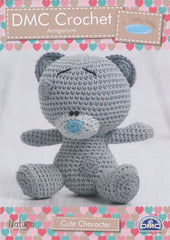 Tiny Tatty Teddy - Cute Character Crochet Pattern (15283L/2)