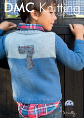 Boys Jumper in DMC Woolly (15289L/2)