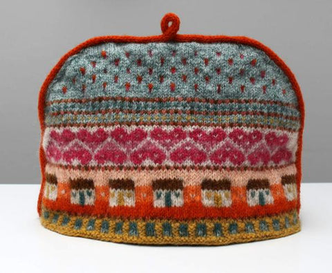 Home Sweet Home Tea Cosy - By Julia Marsh - Digital Pattern
