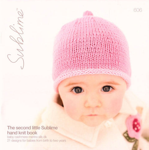 The Second Little Sublime Hand Knit Book (606)