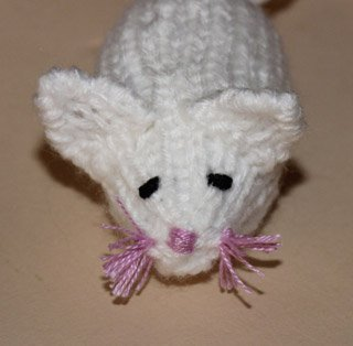 MadMonkeyKnits 3 Blind Mice Kitten Toy (1026) - Digital Version