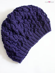 Stargazer Slouch Hat in Ewe So Sporty (415)