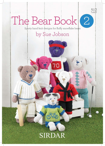 The Bear Book 2 by Sirdar (512S)