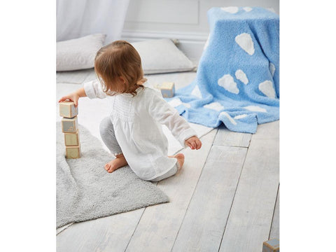 Children's Blankets in Sirdar Snuggly Bunny (5308S)