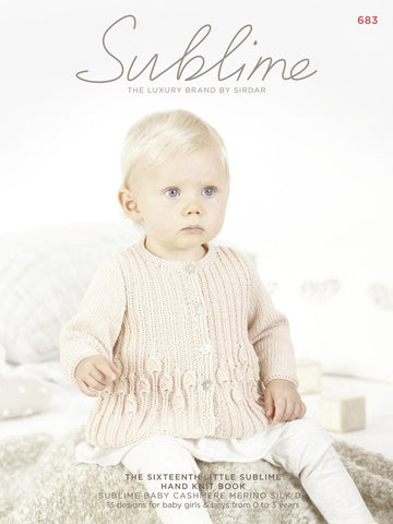 The Sixteenth Little Sublime Hand Knit Book