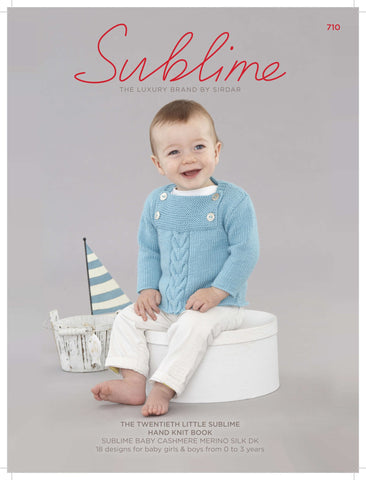 The Twentieth Little Sublime Hand Knit Book (710SUB)
