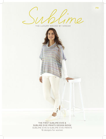 The First Sublime Evie & Sublime Evie Prints Design Book (711SUB)
