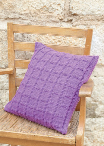 Cushion Covers in Sirdar Country Style DK (7755)