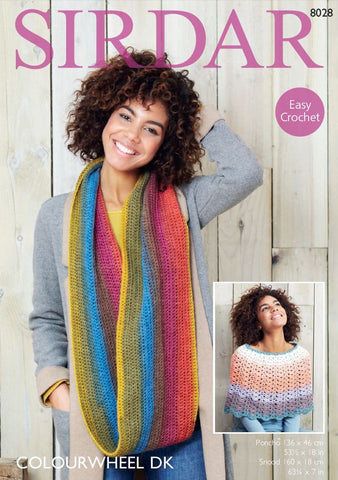 Beginners Complete Crochet Kit - Snood