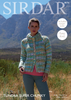 Jacket in Sirdar Tundra Super Chunky (8076)