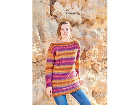 Tunic Sweater in Hayfield Spirit Chunky (8253S)