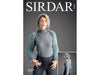 Sleeve Shrug & Pull-On Hat in Sirdar Alpine (8280)