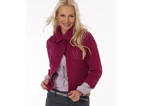 Jacket in Rico Design Essentials Merino DK (RD042)