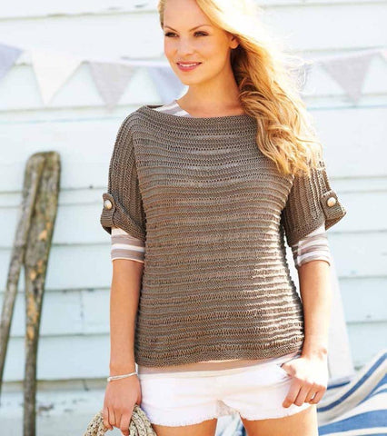 Tops in Rico Design Essentials Cotton DK (156) - Digital Version