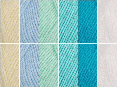 Bahamas Beach Colour Pack in Deramores Studio Baby DK