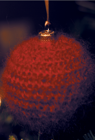Rowan Bauble Cover Pattern - Digital Version