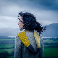The Fibre Company Cumbria Worsted Brenna Scarf Kits